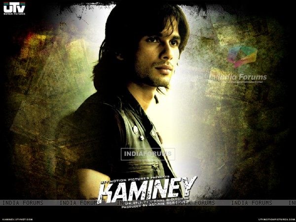 Shahid Kapoor in movie Kaminey (20540)