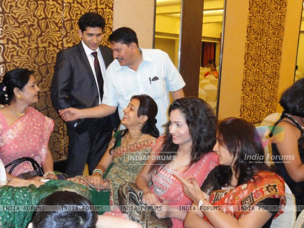Ankita Lokhande At a Family Function