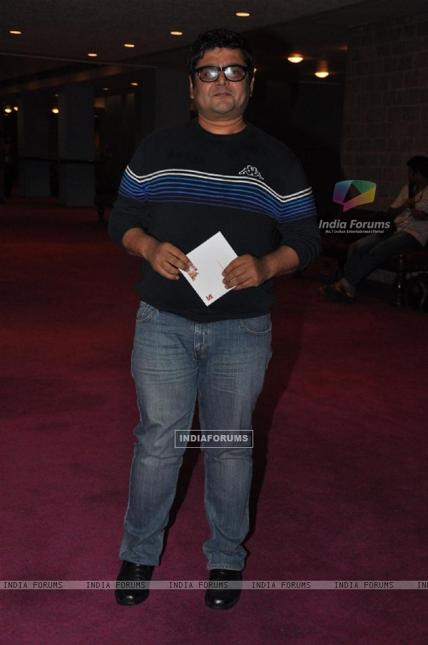 Deven Bhojani at Sab Ke Anokhe Awards