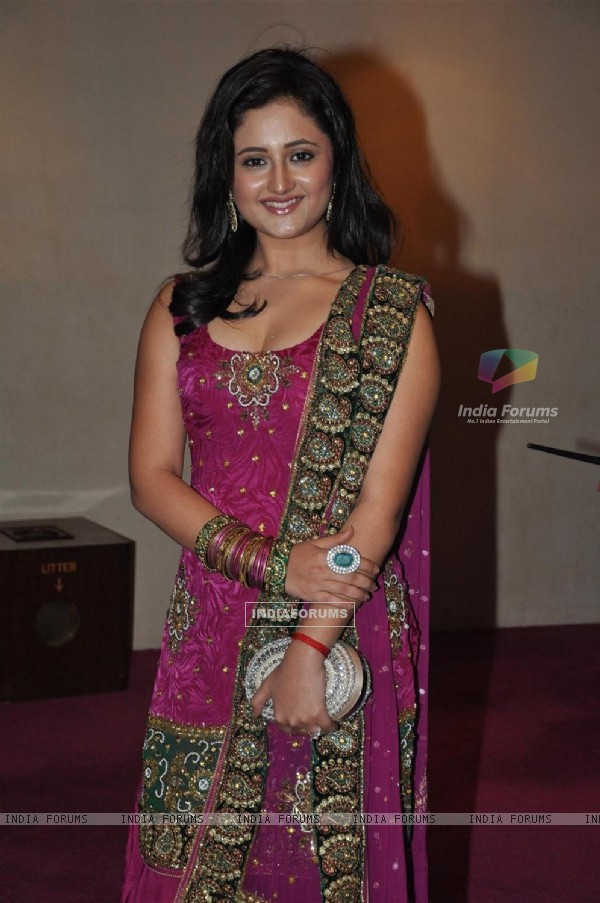 Rashmi Desai at Sab Ke Anokhe Awards
