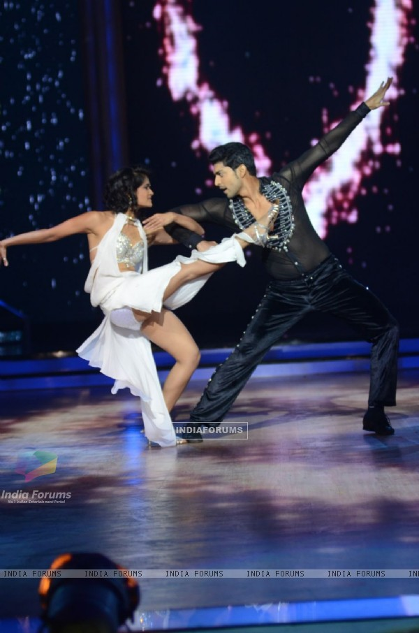 Gurmeet and Shampa