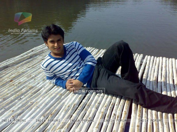 Shoaib Ibrahim at vacation