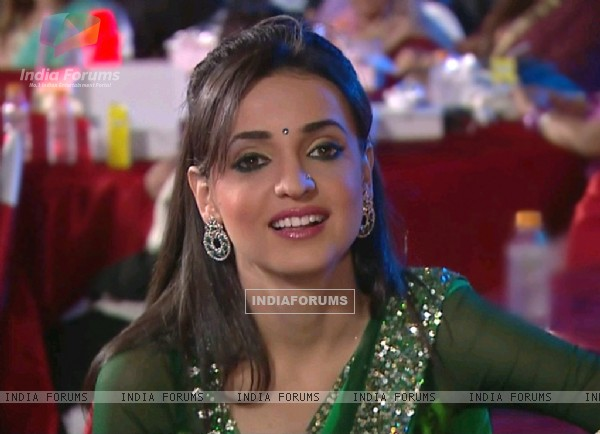 Sanaya Irani in SPA 2012
