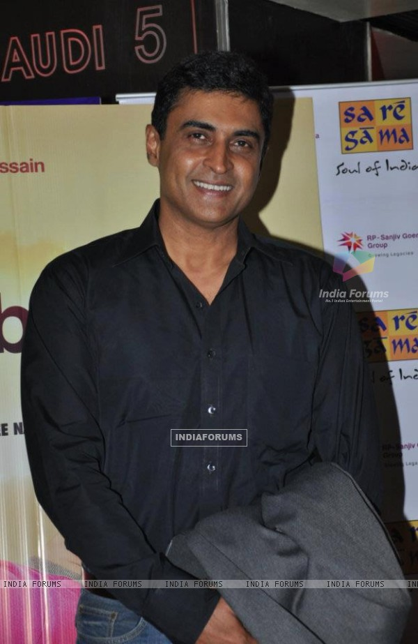 Mohnish Bahl on Yeh Jo Mohabbat Hai Music Launch