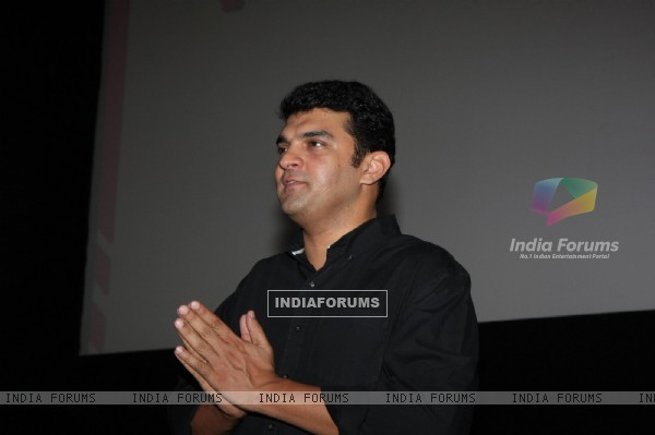 Siddharth Roy Kapur at Film Barfi theatrical trailer launch