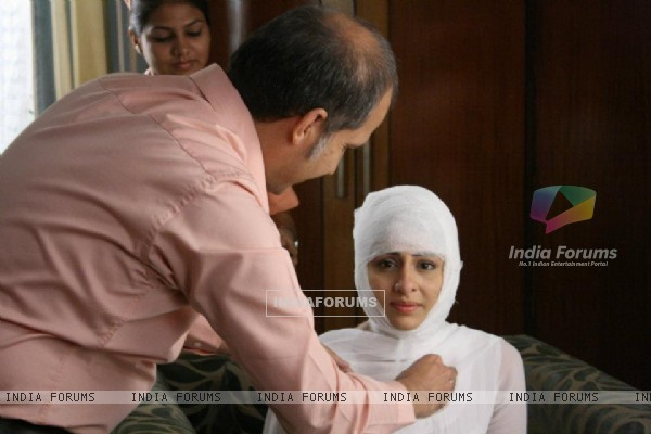 Ankita Sharma's First Scene as Nimrit