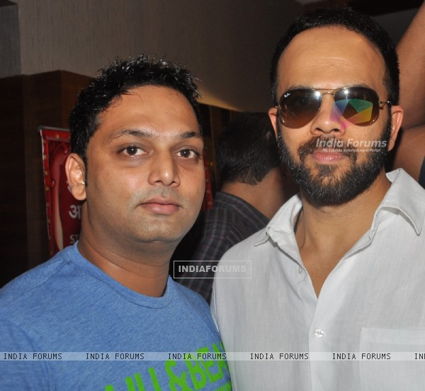 Prashant Shirsat and Rohit Shetty of Bol Bachchan meet fans at Fame Inorbit Mall