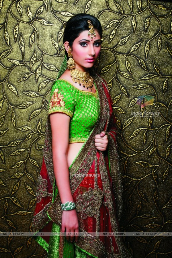 Disha Parmar for a shoot