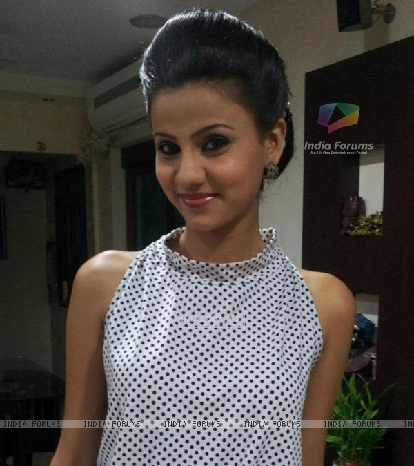 Vrinda in different look