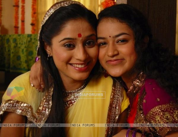 Soumya Seth and Farheena