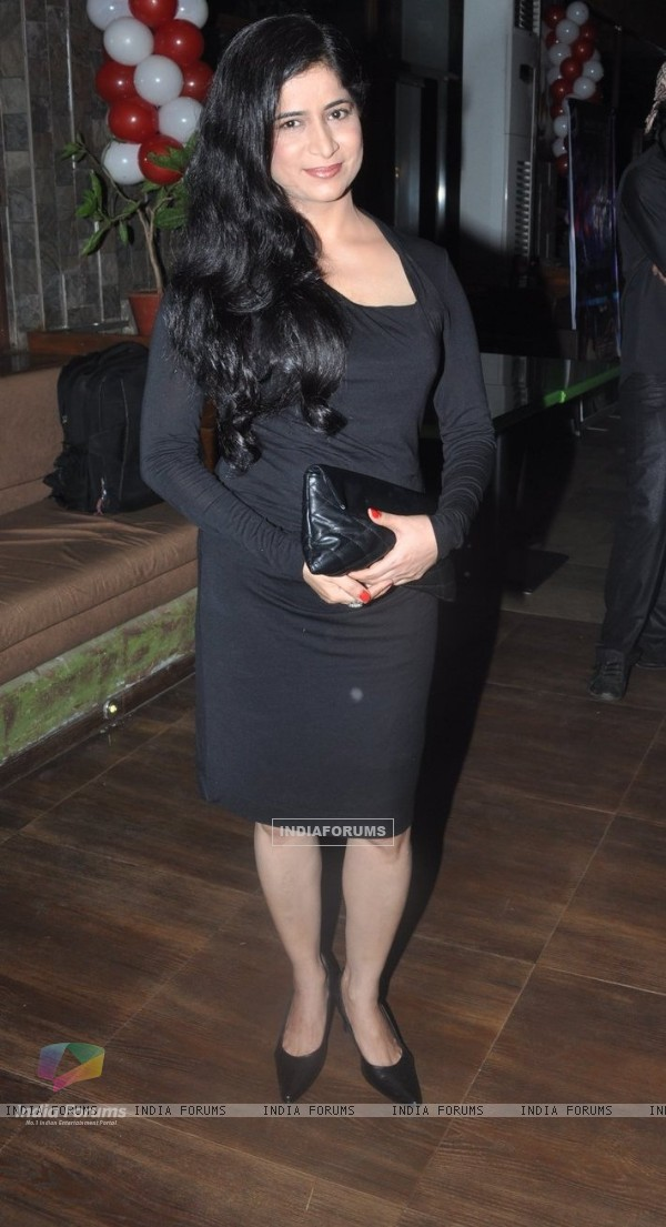 Geeta Tyagi at Punar Vivah 100 Episode celebration
