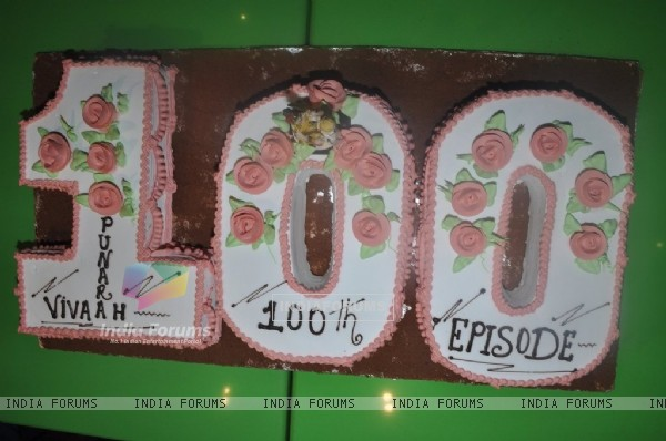 Punar Vivah 100 Episode celebration