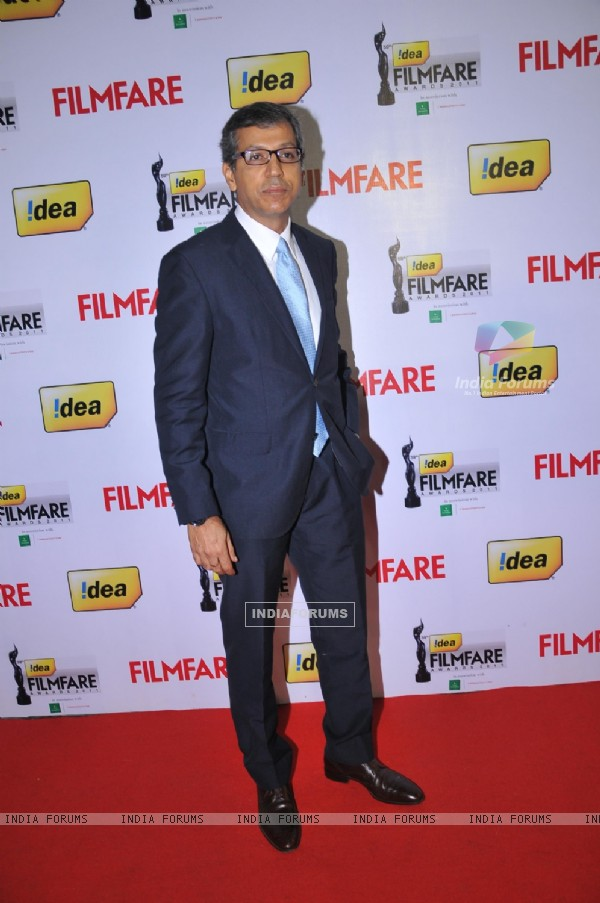 Mr. Tarun Rai at 59th !dea Filmfare Awards 2011 (South)
