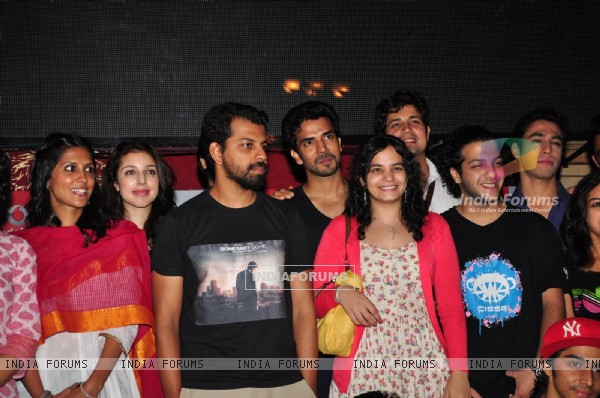 Bejoy Nambiar at Launch of MTV's new show MTV Rush