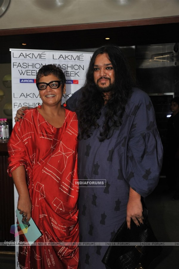 Lakme Fashion Week Winter Festive 2012