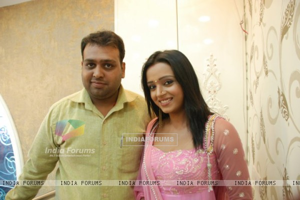 Parul Chauhan and  Arun gupta
