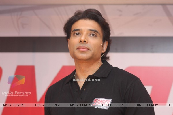 Uday Chopra during the launch of Yomics