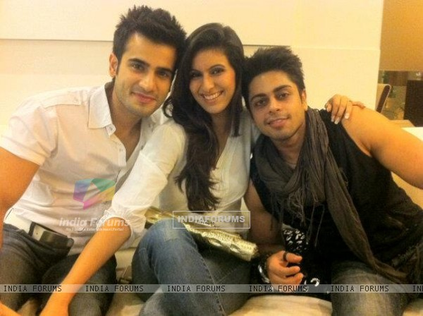 Karan, Khushboo and Jaskaran