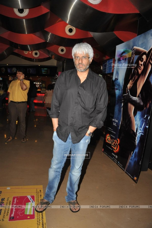 Vikram Bhatt at First trailer launch of 'Raaz 3'
