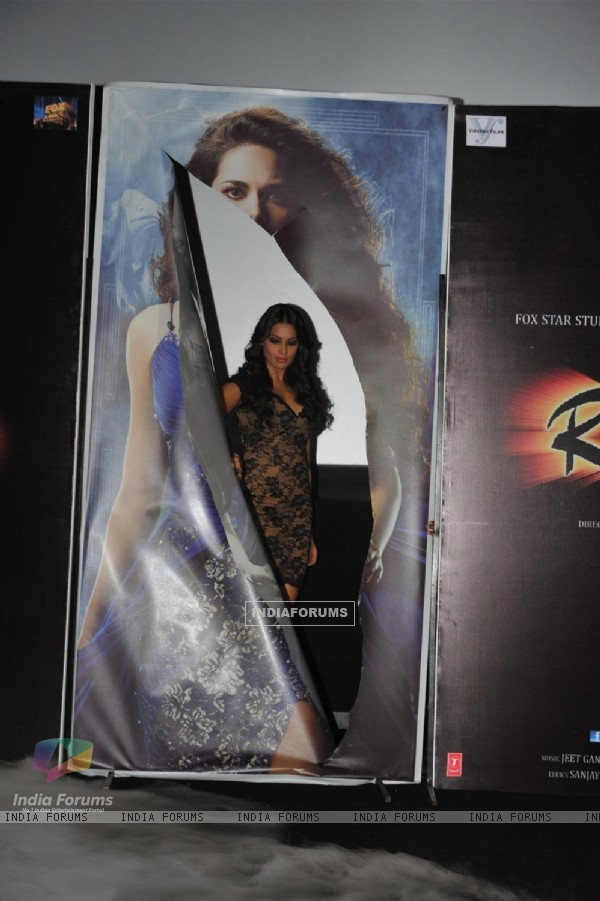 Bipasha Basu at First trailer launch of 'Raaz 3'