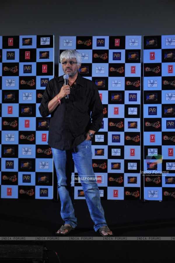 Vikram Bhatt at First trailer launch of 'Raaz 3' (216406)