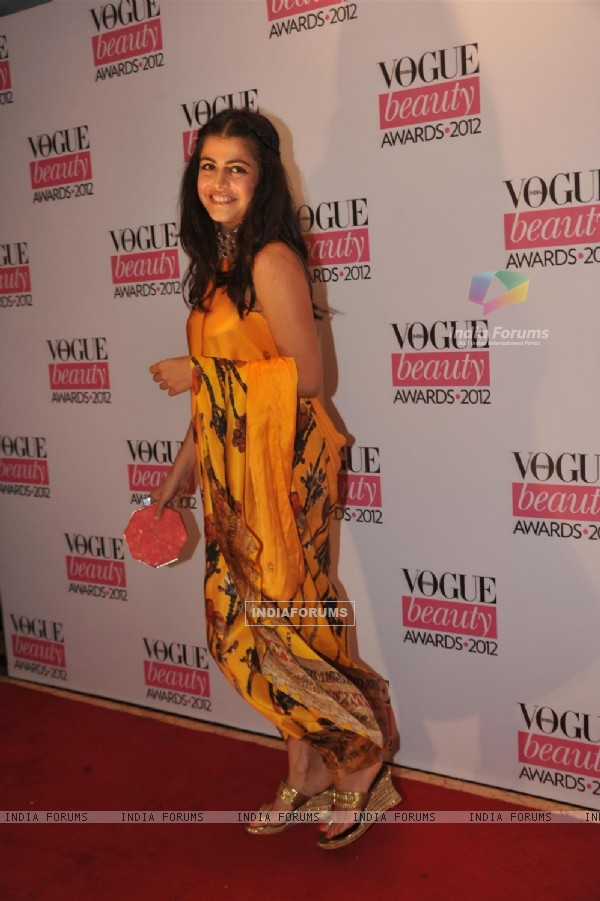 Shenaz Treasurywala at 'Vogue Beauty Awards 2012' at Hotel Taj Lands End in Bandra, Mumbai