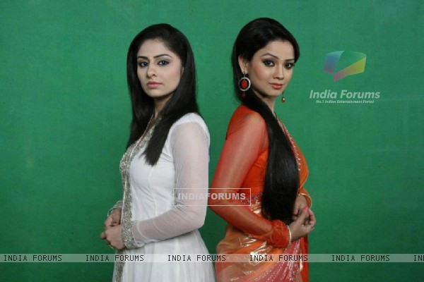 Ankita Sharma and Adaaa Khan in Amrit Manthan