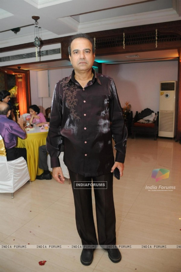 Suresh Wadkar's Birthday Bash