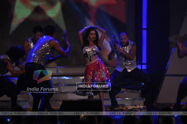 Malaika Arora Khan at Credai Real Estate Awards 2012