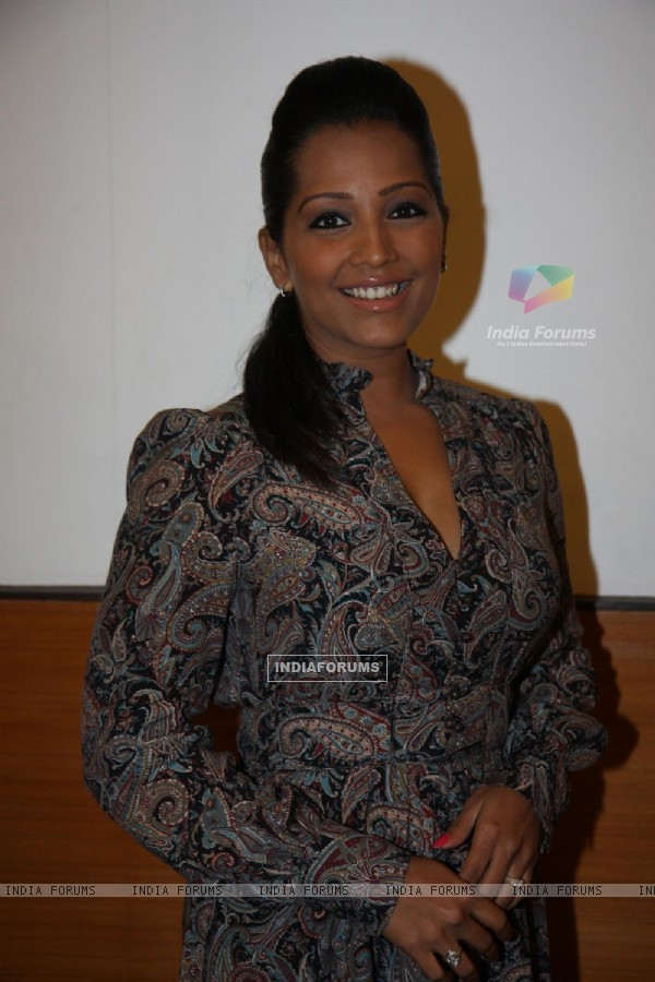 Meghna Naidu at International Diamond Day