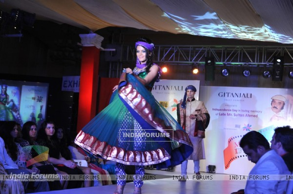Independence Day Fashion show