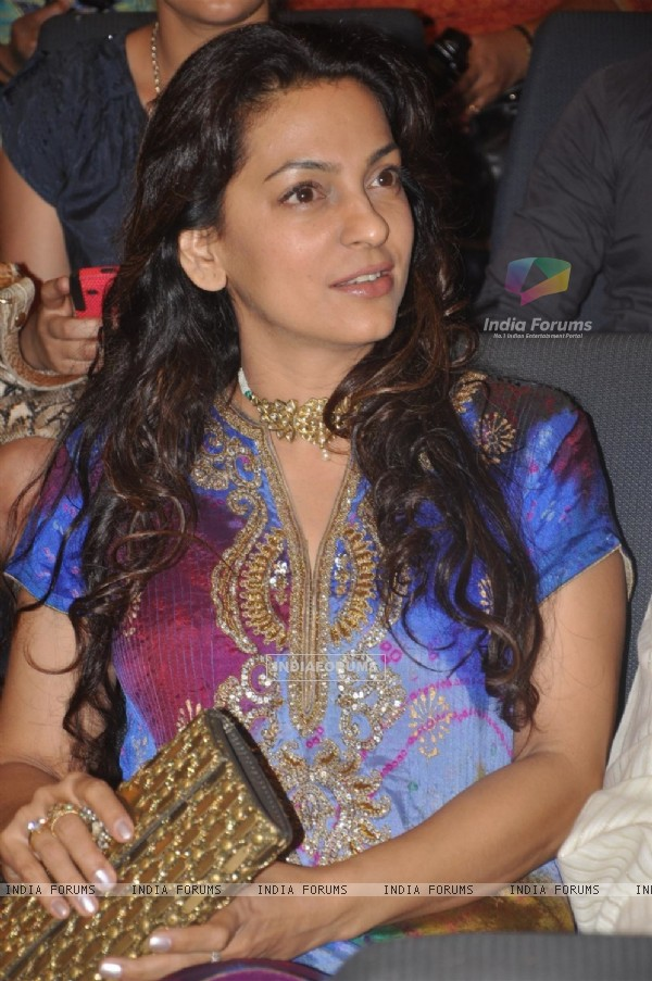 Juhi Chawla at Bharat and Dorris fashion show