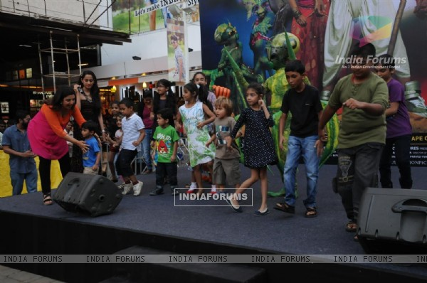 Farah Khan and Shweta Pandit promote Joker
