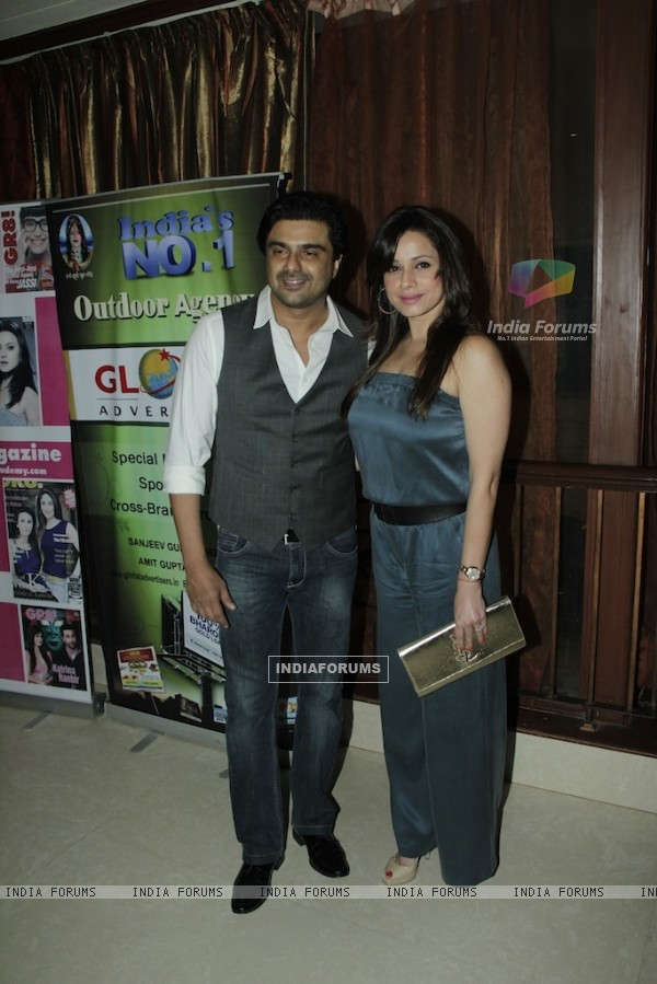 Celebs at GR8 Magazine anniversary bash in The Club Millennium, Mumbai