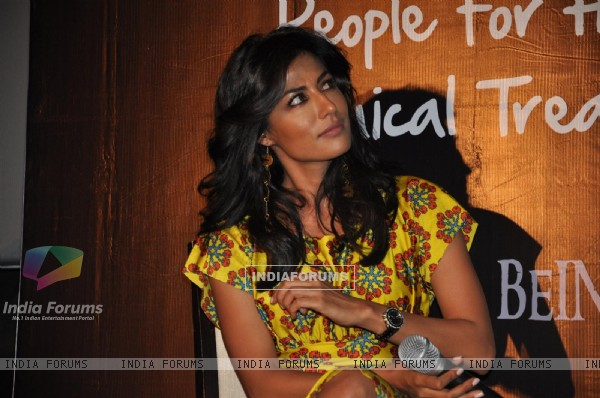 Chitrangda Singh Stars in Peta And Joker AD Against Testing Cosmetics on Animals