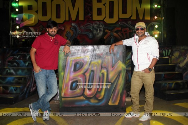 Song boom boom launch from film Ajab Gazab love