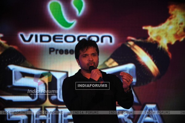 Himesh Reshammiya at Launch and press conference of reality musical show of Sur- Kshetra