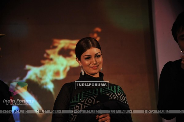 Ayesha Takia at Launch and press conference of reality musical show of Sur- Kshetra