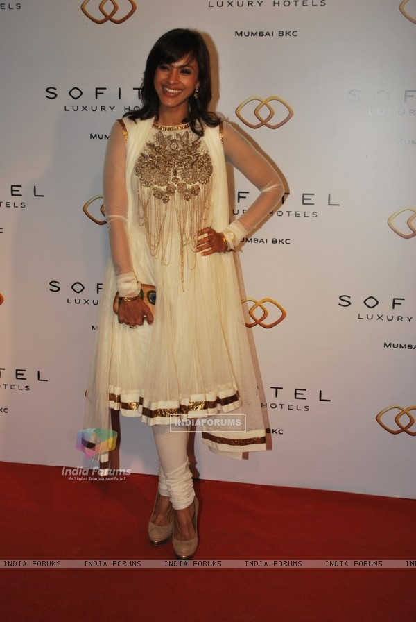 Manasi Scott at Grand Launch Party of Sofitel Mumbai BKC