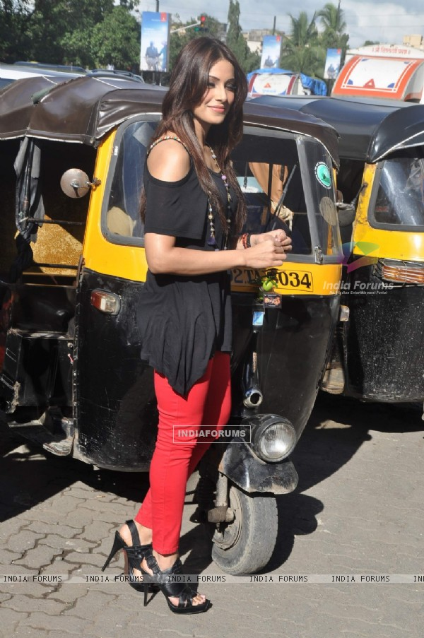 Bipasha Basu during the promotion of her upcoming movie Raaz 3 (223633)