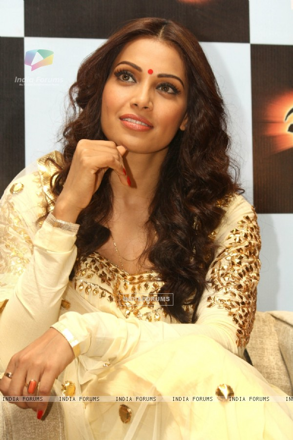Bollywood actress Bipasha Basu at a press meet for the film Raaz-3 in New Delhi . (223975)