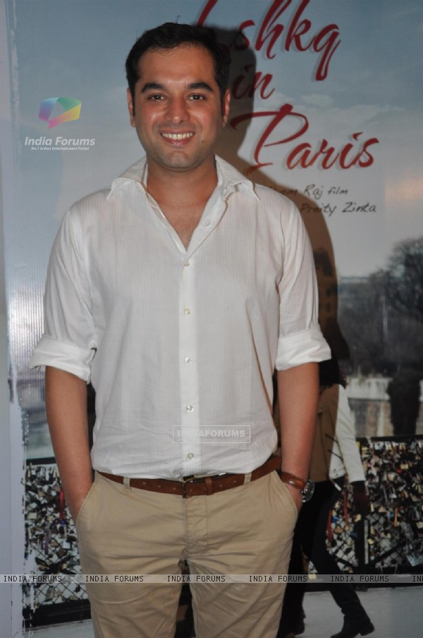 Preity Zinta Launches Songs of her Film Ishq in Paris (224620)
