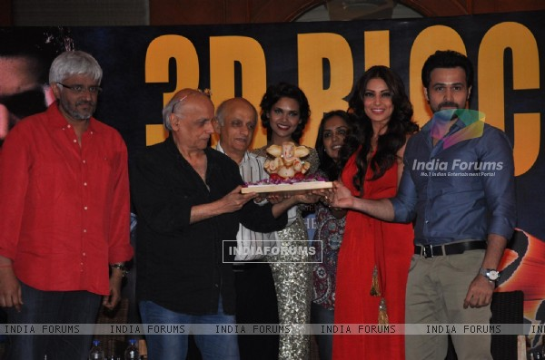 Success Party 3D Horror Film Raaz 3