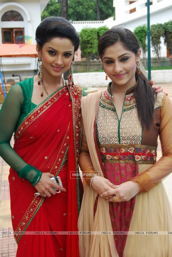 Ankita sharma and Adaa Khan