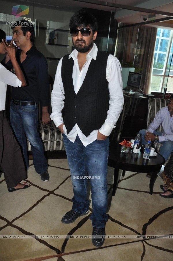 Wajid Ali at Music Launch Film Ishkq in Paris (226032)