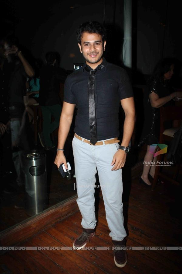 Jay Soni at munisha's Birth day bash