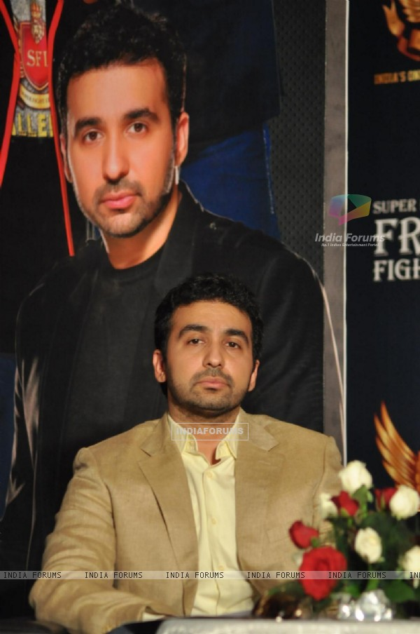 Raj Kundra At Sfl Press Meet