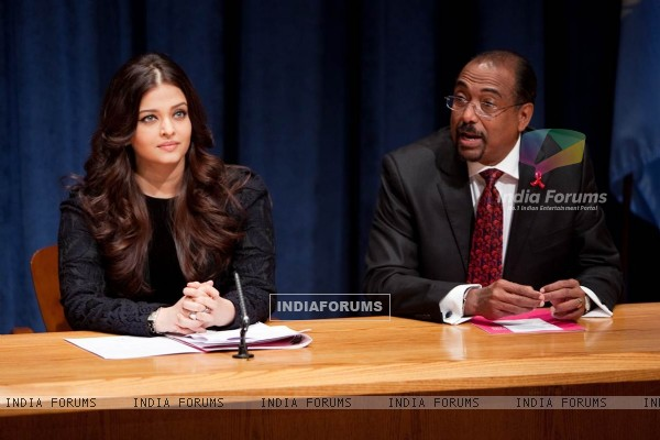 Press release - UNAIDS appoints Aishwarya Rai Bachchan as International Goodwill Ambassador
