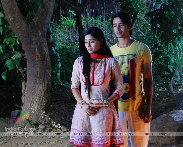 Somyaa and Shaheer
