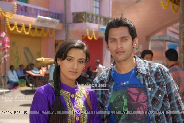 Rati Pandey and Sumit Vats
